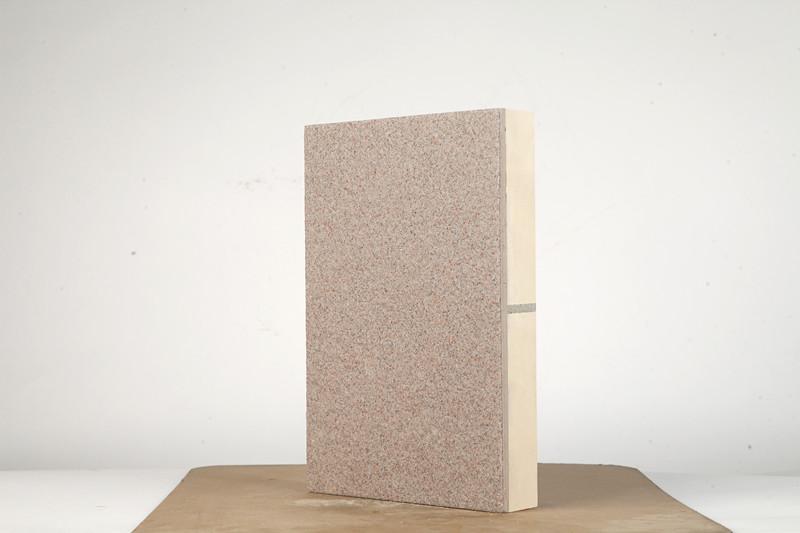 保温装饰一体板是未来建筑装饰的发展趋势