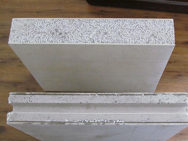 新型轻质墙板抗震性能