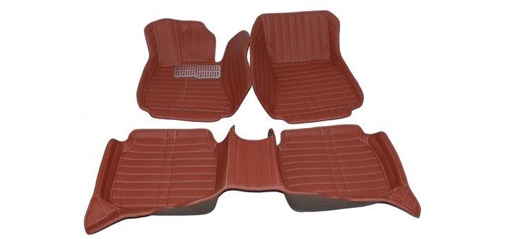 按照材质可以把汽车脚垫分成这几类