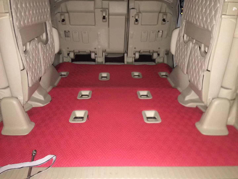 成都航空软包脚垫