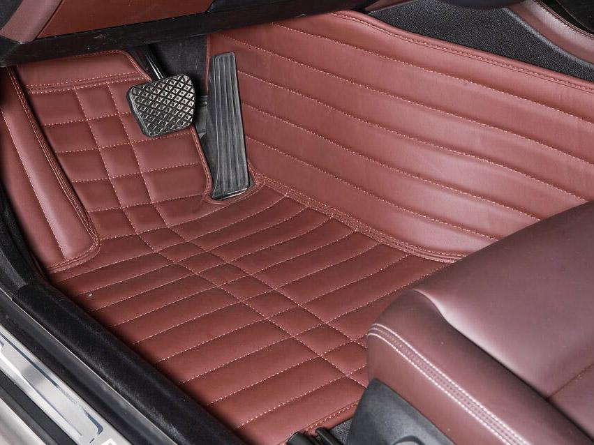 盘点成都汽车脚垫的各种不同材质的优缺点