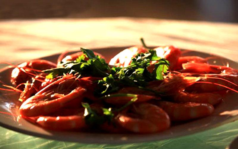 哈仙岛油焖大虾