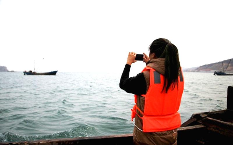 哈仙岛——感受与大海更近的距离