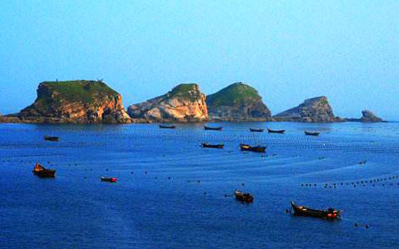 哈仙岛四季迷人风光,快来感受一下吧
