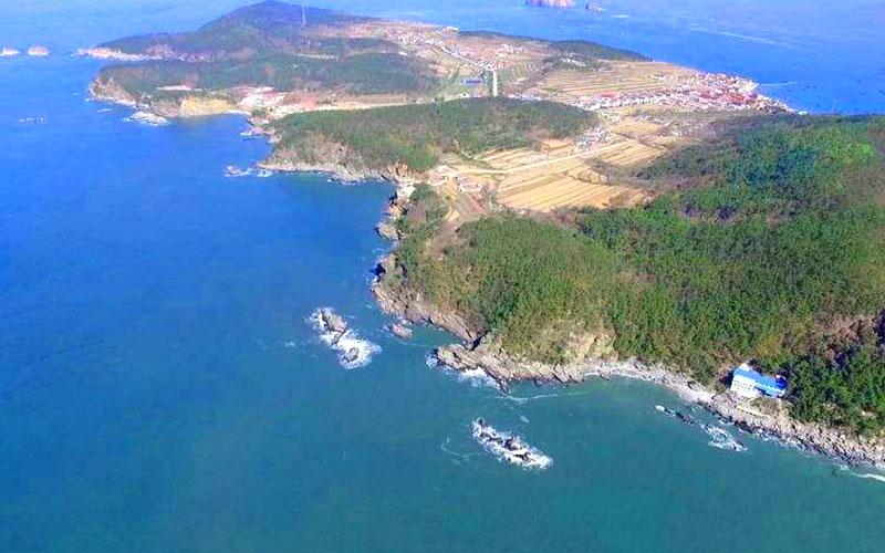 你知道哈仙岛被称为元宝岛屿吗?