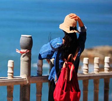 迷人的大连海岛旅游——哈仙岛游记