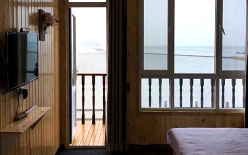 哈仙岛住宿环境海景房