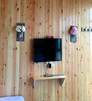 哈仙岛住宿环境局部