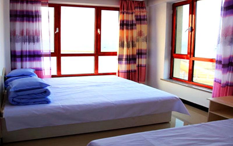 哈仙岛住宿多人间卧室
