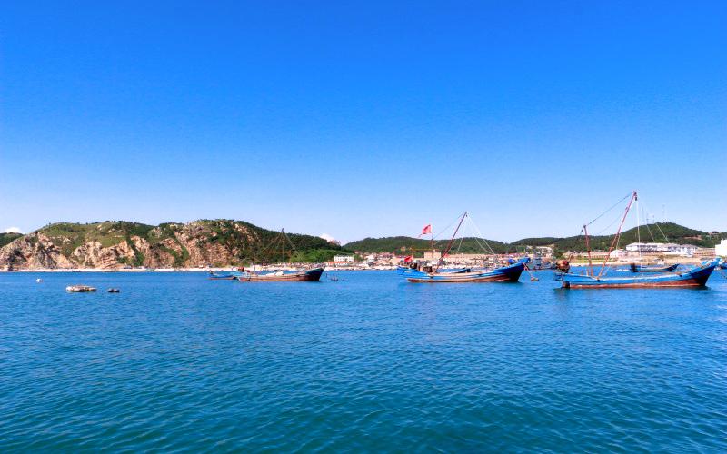 暑期出行海岛之选—哈仙岛