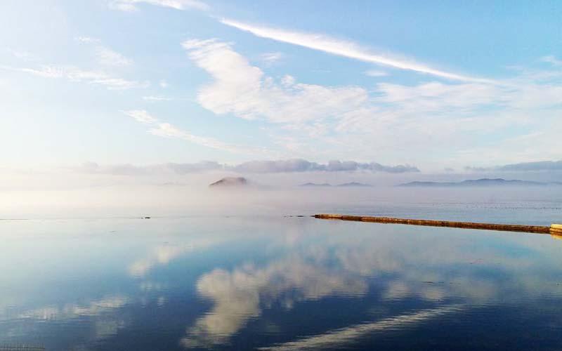 东北新一任网红小岛——疗养圣地哈仙岛