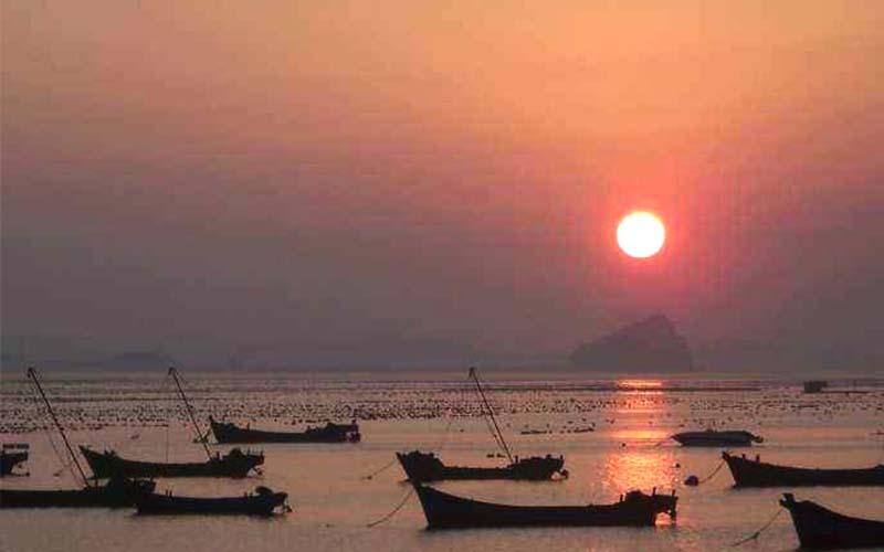 哈仙岛,一个体验渔民生活的好地方