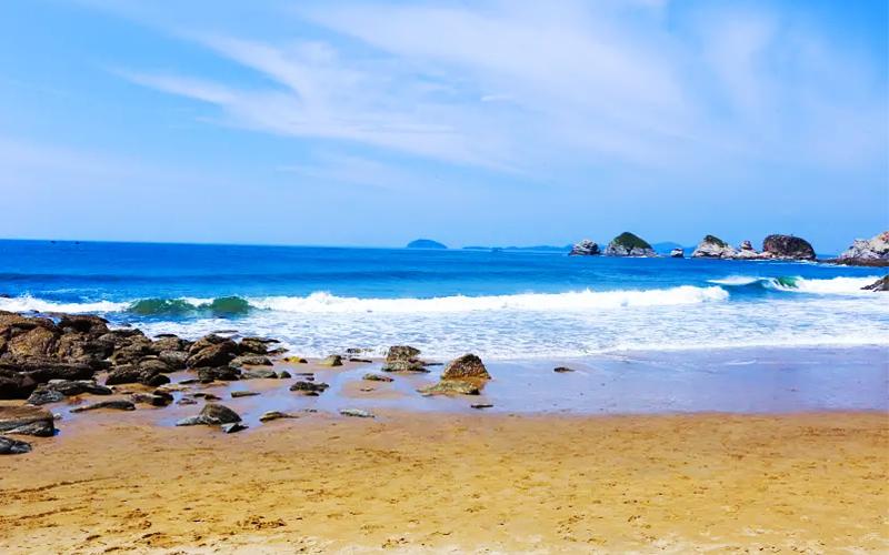 端午假期去哪里,哈仙岛等着你