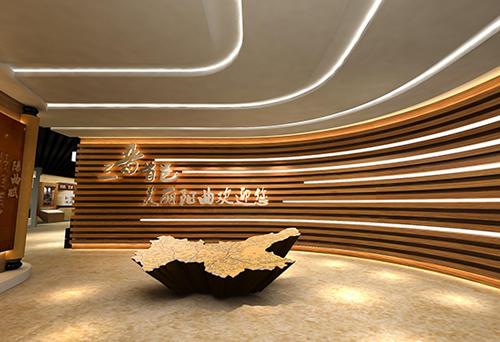 规划馆设计丨阳曲县规划展览馆