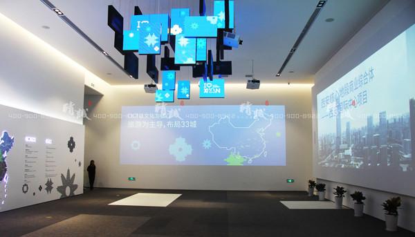 西安华侨城展厅|设计与施工