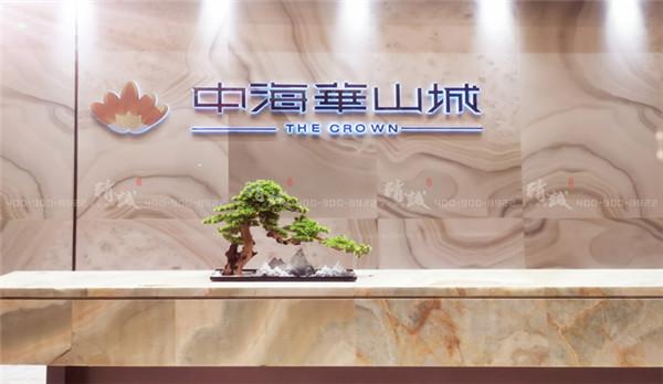 中海华山城地产项目|设计与施工