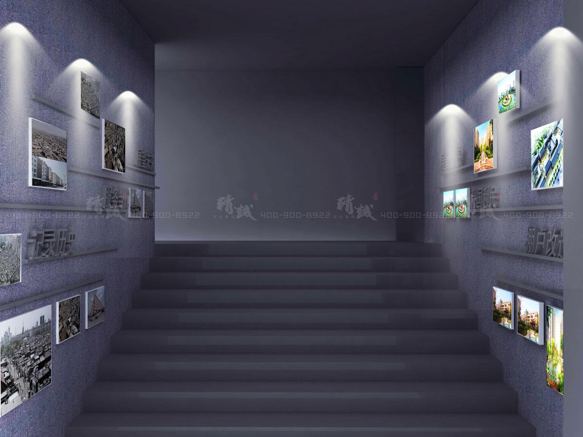 规划馆设计丨西安莲湖区规划展览馆