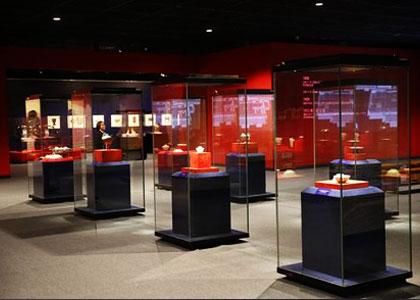 西安展览公司在展馆展厅设计中展品陈列及布局的方法
