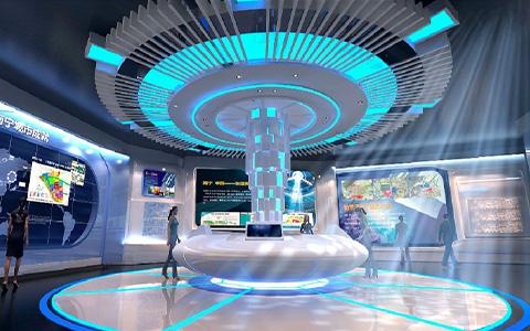 展览馆设计中一般应用到的多媒体