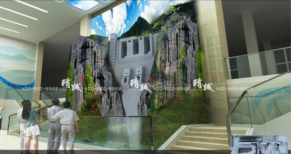 关于水资源展馆设计案例分析