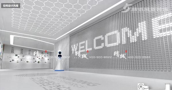 统筹科技资源改革展馆设计