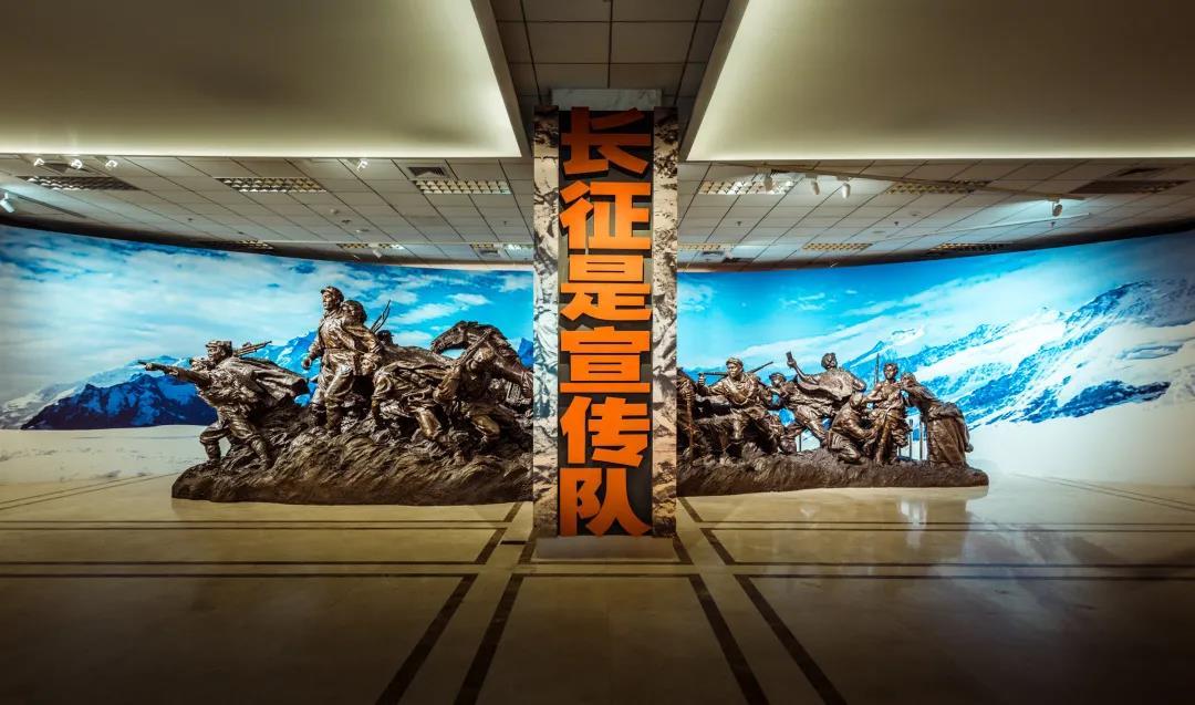 中国革命类博物馆设计案例展示