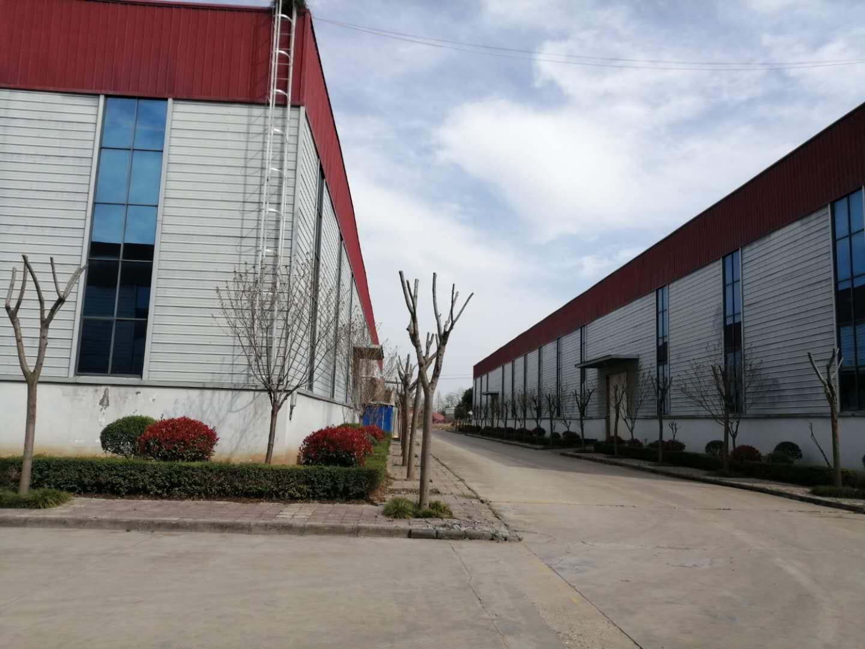 多层板生产厂区