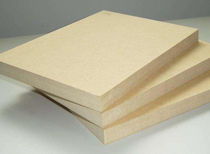 密度板生产