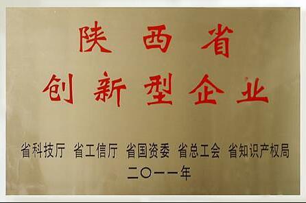 陕西省创新型企业