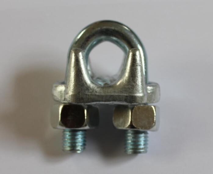 钢丝绳卡头生产