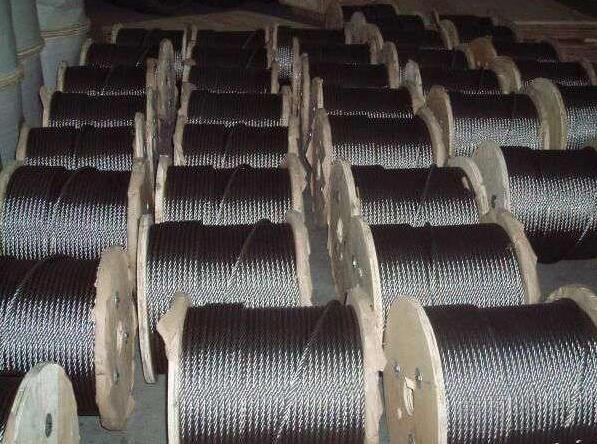 工程机械钢丝绳厂