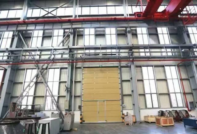 钢丝绳厂房