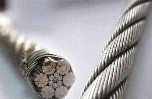电梯专用钢丝绳加工