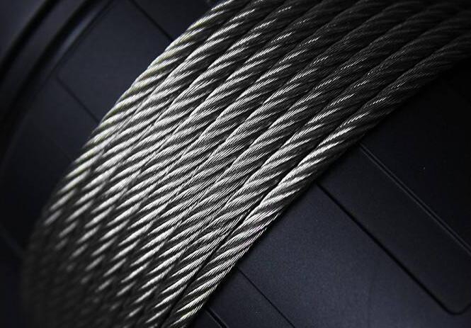 不同钢丝绳其用途也有所不同,下面具体介绍