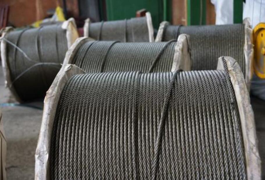 西安光面钢丝绳