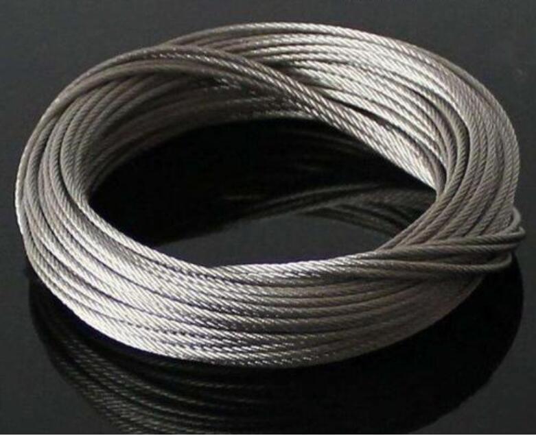 钢丝绳生产厂家分享防扭钢丝绳制造工艺