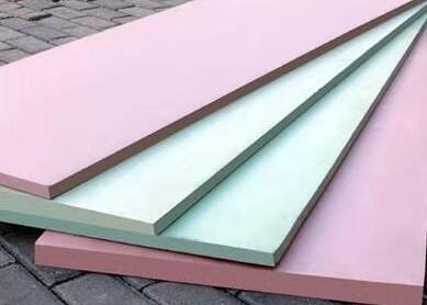 挤塑聚苯乙烯泡沫板性能特点