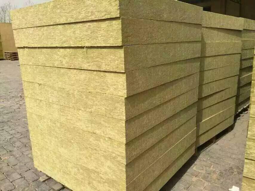 岩棉板的主要特点及生产技术