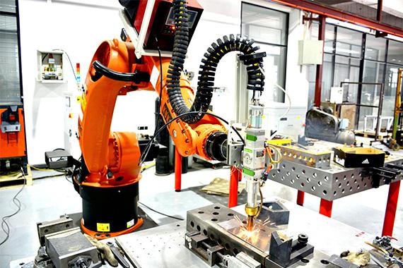 成都机器人焊接