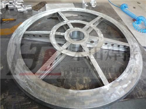 四川不锈钢焊接安装案例