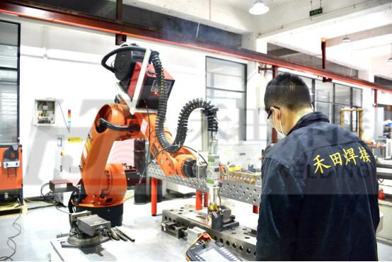 成都机械手激光焊接机适用工艺案例