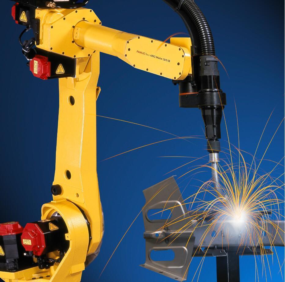 成都焊接机器人的维护保养