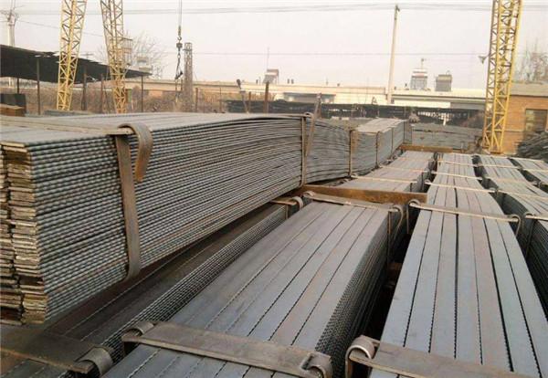 河南某项目中钢材应用案例