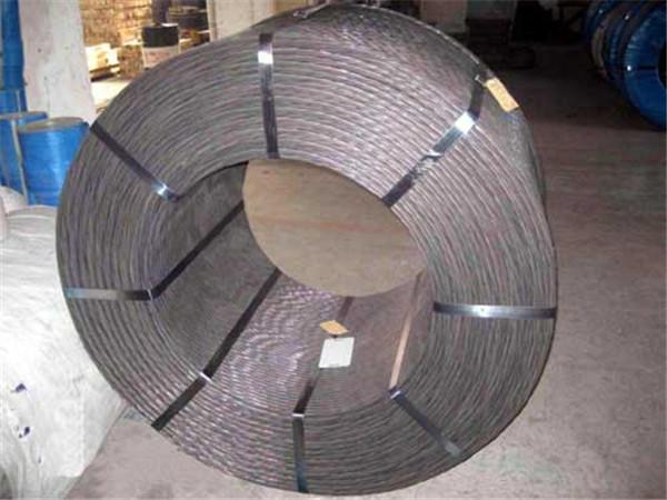河南双新建材金属制品发货现场