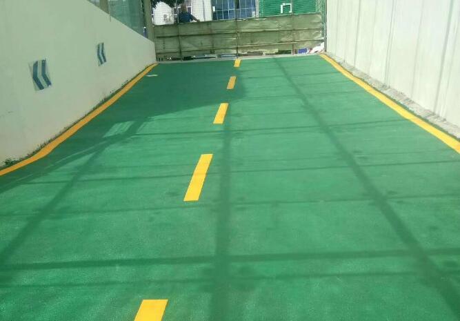环氧防滑坡道地坪漆