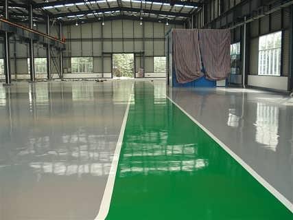 如何区分环氧地坪漆施工的好与坏?成都环氧树脂地坪漆厂家有话说