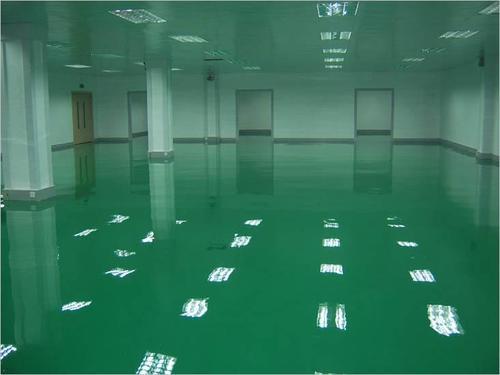 揭秘你所不知的成都环氧树脂地坪漆功能