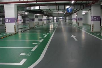 成都停车场地坪漆施工需要哪些条件作为支持