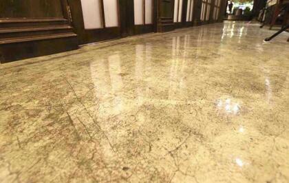 成都复古地坪漆的施工方法您都知道吗?