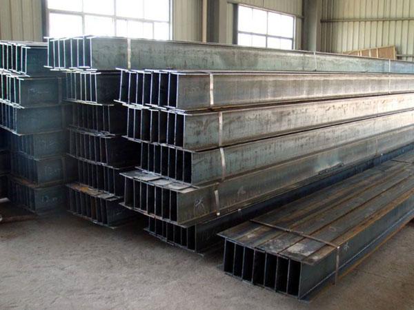 新疆H型钢  大型直销地到博城融通贸易